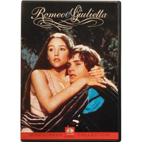 Dvd Romeo e Giulietta