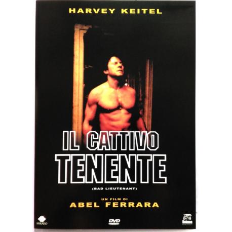 Dvd Il Cattivo tenente di Abel Ferrara 1992