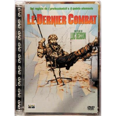 Dvd Le Dernier combat jewel