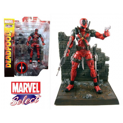 Action figure Deadpool Marvel 20 cm by Diamond select