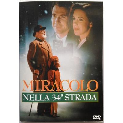 Dvd Miracolo nella 34ª strada