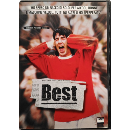 Dvd George Best 2000