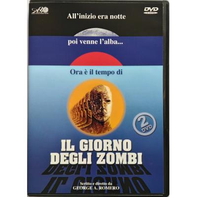 Dvd Il Giorno degli Zombi 2 dischi