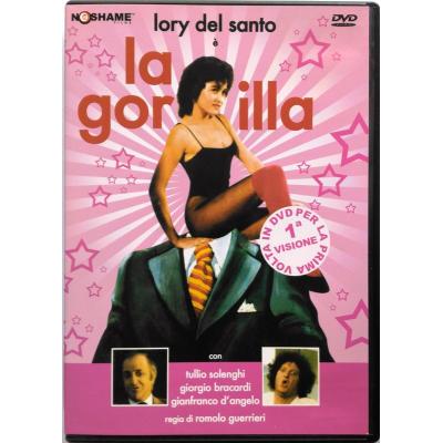 Dvd La Gorilla con Lory Del Santo