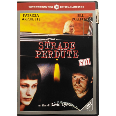 Dvd Strade Perdute di David Lynch