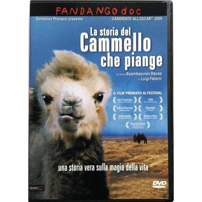 Dvd La Storia del cammello che piange