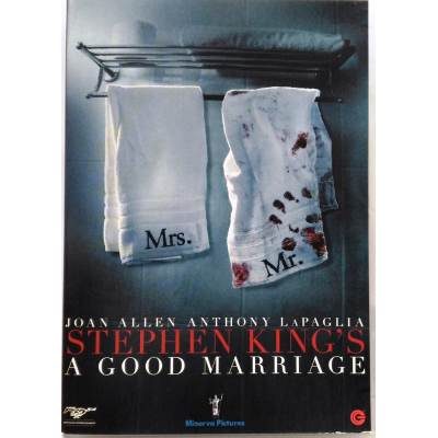Dvd Stephen King's A Good Marriage