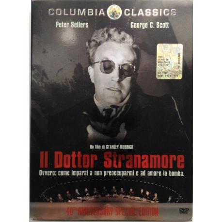Dvd Il Dottor Stranamore Ed. Speciale digipack 2 dischi