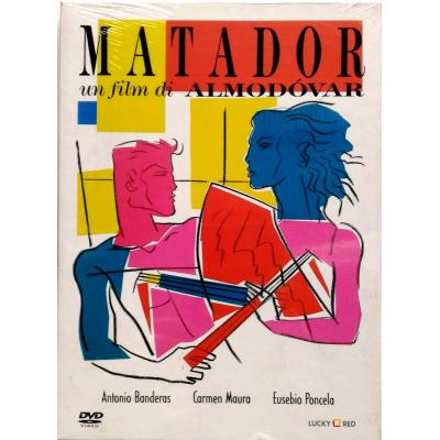 Dvd Matador di Pedro Almodóvar
