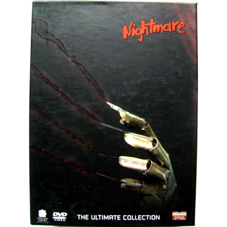 Dvd Nightmare - The Ultimate Collection