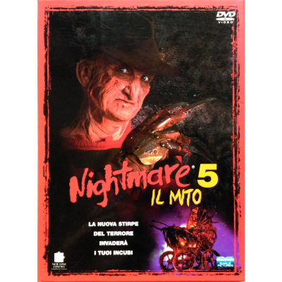 Dvd Nightmare 5 - Il mito