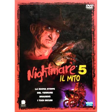 Dvd Nightmare 5 - Il mito
