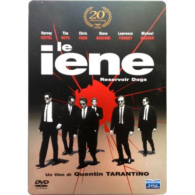 Dvd Le Iene Steelbook 20° anniversario 2 dischi