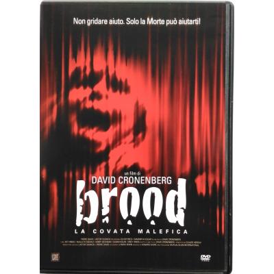 Dvd Brood - La covata malefica
