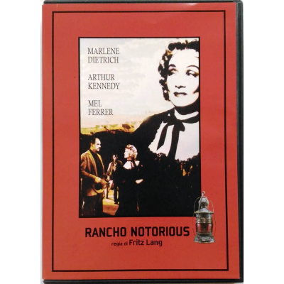 Dvd Rancho Notorious