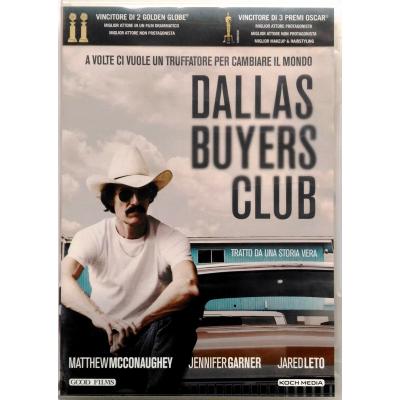 Dvd Dallas Buyers Club