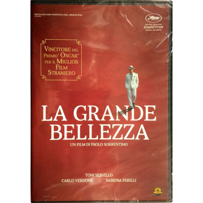 Dvd La Grande Bellezza