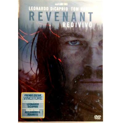 Dvd Revenant - Redivivo