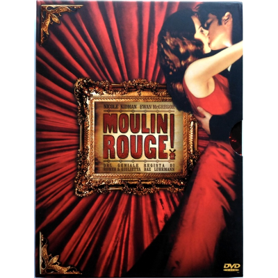 Dvd Moulin Rouge - Special Edition digipack 2 dischi