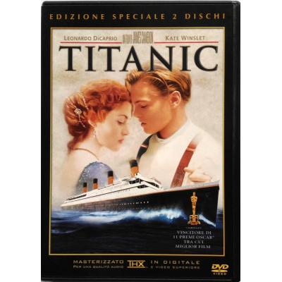Dvd Titanic - ed. speciale 2 dischi