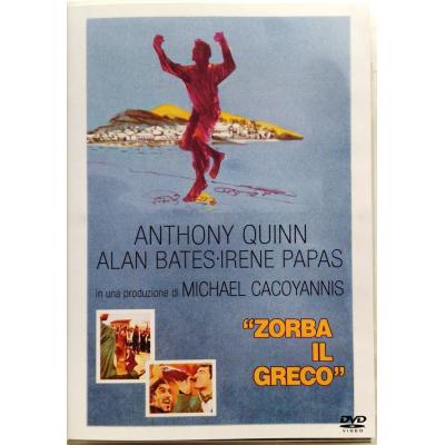 Dvd Zorba il Greco