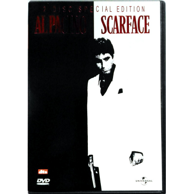 Dvd Scarface - Special edition 2 dischi