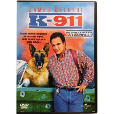 Dvd Un Poliziotto a 4 zampe 2 - K-911