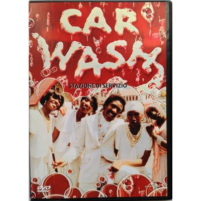 Dvd Car Wash - Stazione di Servizio