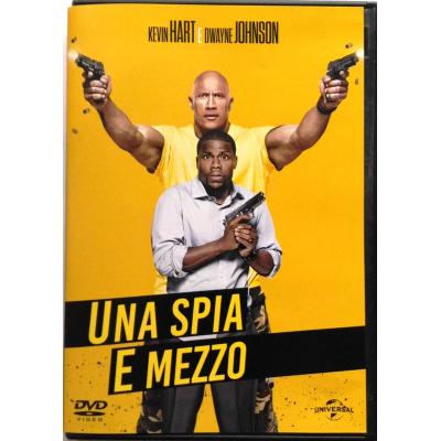 Dvd Una Spia e mezzo
