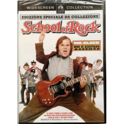 Dvd School of Rock - Edizione speciale