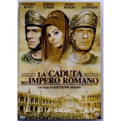 Dvd La caduta dell'Impero Romano