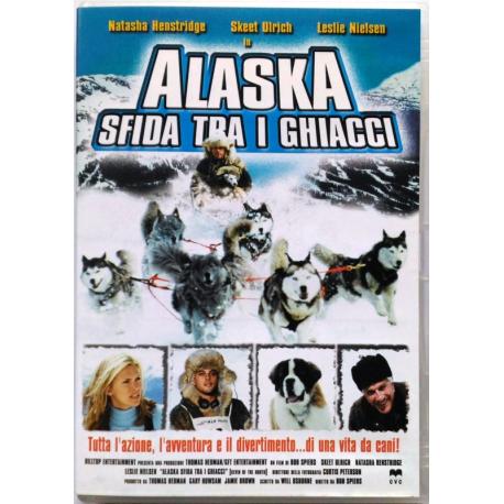 Dvd Alaska - sfida tra i ghiacci