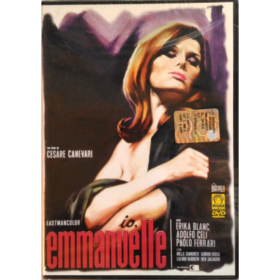Dvd Io, Emmanuelle