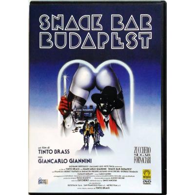 Dvd Snack Bar Budapest