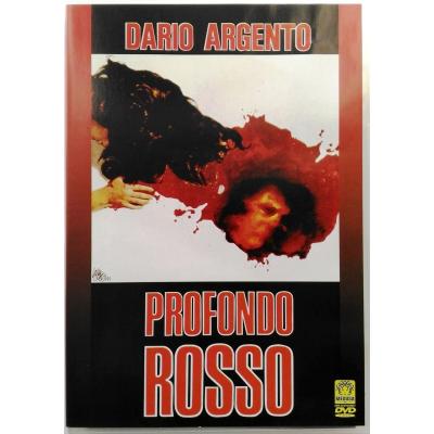 Dvd Profondo rosso