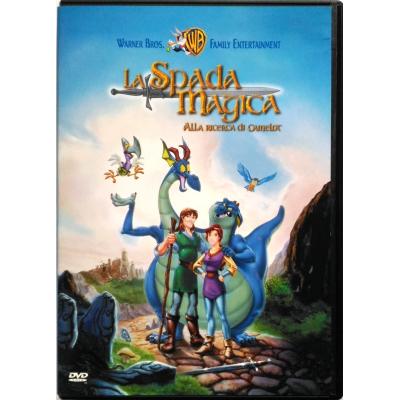 Dvd La Spada magica - alla ricerca di Camelot