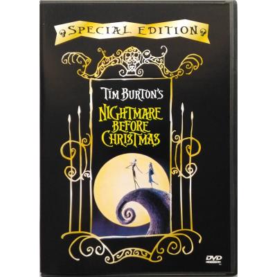 Dvd Tim Burton's Nightmare Before Christmas - Special Edition
