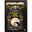 Dvd Tim Burton's Nightmare Before Christmas - Special Edition Usato