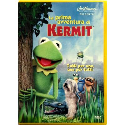 Dvd La Prima Avventura di Kermit