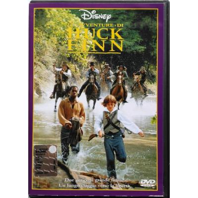 Dvd Le avventure di Huck Finn