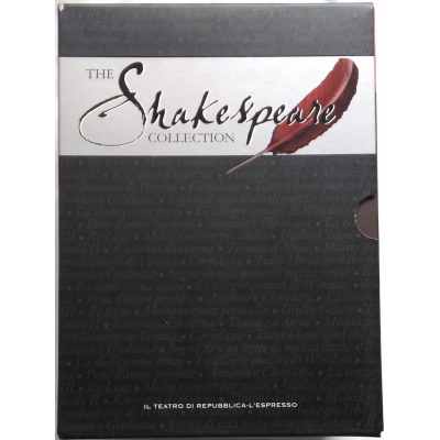The Shakespeare BBC collection - Cofanetto 12 volumi Dvd