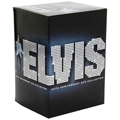 Cofanetto Dvd collection Elvis 30th anniversary (8 film - slipcase) Usato
