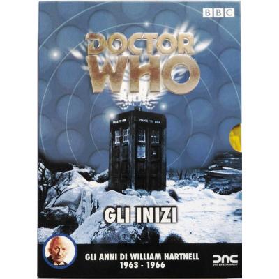 Dvd Doctor Who - Gli inizi