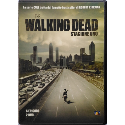 Dvd The Walking Dead - Stagione Uno