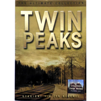 Dvd Twin Peaks - The Ultimate Collection