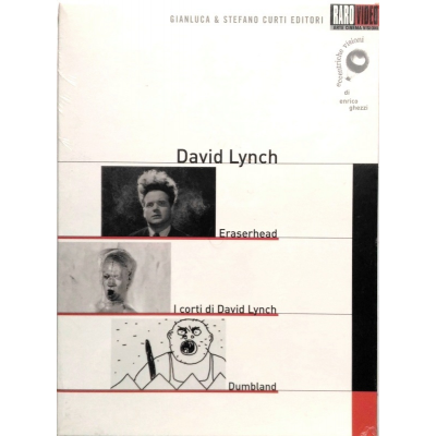 Dvd David Lynch Special cofanetto Rarovideo