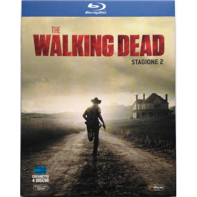 Blu-ray The Walking Dead - Stagione 2