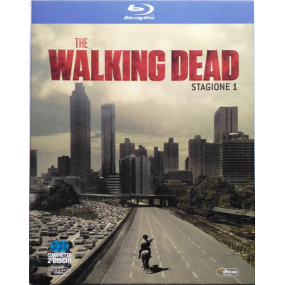Blu-ray The Walking Dead - Stagione 1