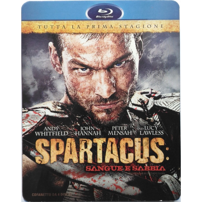 Blu-ray Spartacus - Sangue e sabbia - Stagione 1