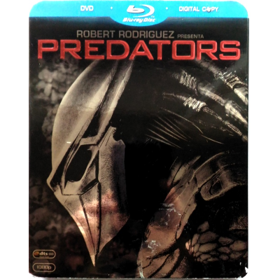 Blu-ray Predators - Combo Pack con DVD